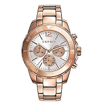 ESPRIT Haylee wrist watch, quartz Analog, female, stainless steel, rose gold
