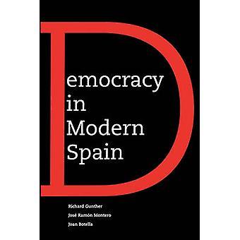 Democracia em Espanha moderna por Gunther & Richard