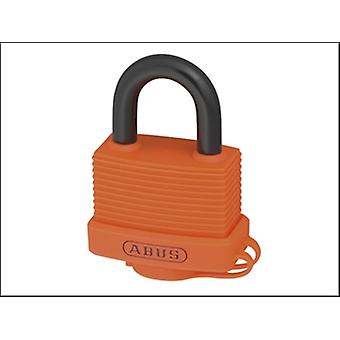 ABUS 70AL/45 45mm Aluminium Padlock Orange 50045