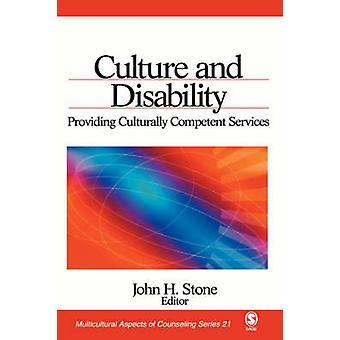 Cultura e disabilità che forniscono servizi culturalmente competente di pietra & John H.