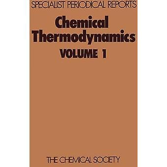 Chemische thermodynamica Volume 1 door McGlashan & M L
