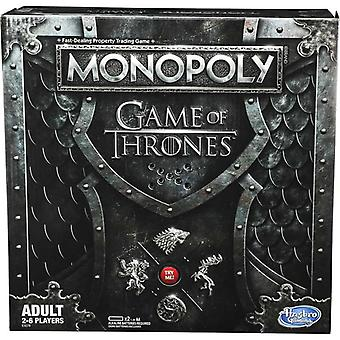 Monopoly, the Game of Thrones (GoT)