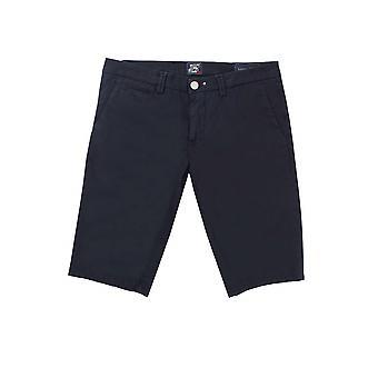 Tramarossa Tramarossa Elia Navy Blue Chino Stretch Shorts