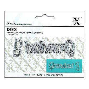Docrafts Mini Sentiment Die (2pcs) - papi (XCU 504104)