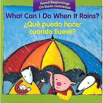 What Can I Do When It Rains? by American Heritage Dictionary - Pamela