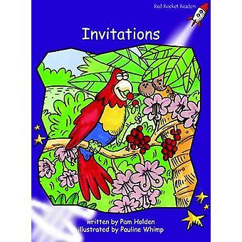 Invitations - Fluency - Level 3 (International edition) by Pam Holden -