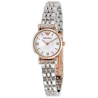 Emporio Armani Ar1764 Classic White Dial Ladies Watch