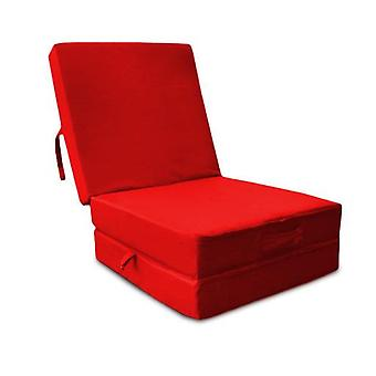 Water resistant fold out Z bed Cube-rood