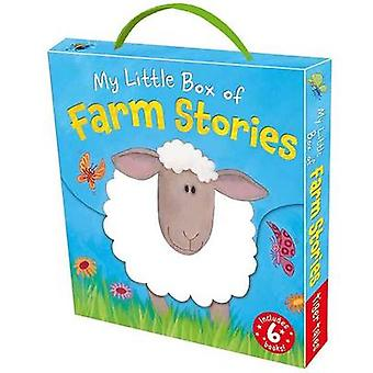 My Little Box of Farm Stories by Tiger Tales - 9781589254619 Book