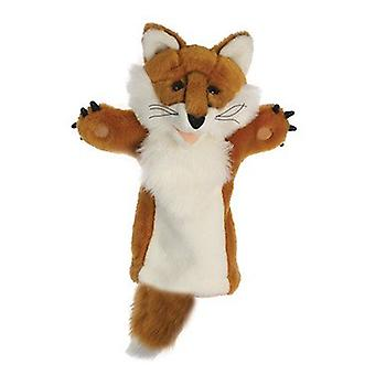 Títeres de mano - guante de manga larga - Fox Soft Doll Felpa PC006013