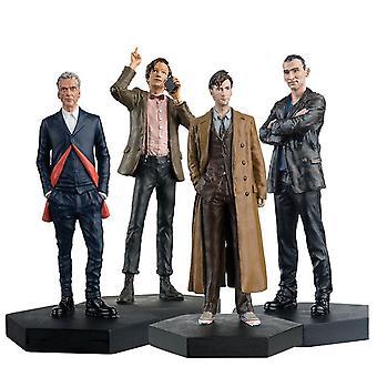 Doctors Nine, Ten, Eleven & Twelve Regeneration 1:21 Fig Set