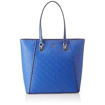 Guess Hobo Blue Women's Shoulder Bag (Blue) 14.5x31x30.5 cm (W x H x L)