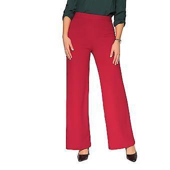 KRISP High Waist Wide Leg Trousers