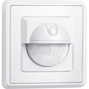 Flush mount PIR motion detector Steinel 750114 Relay White IP20