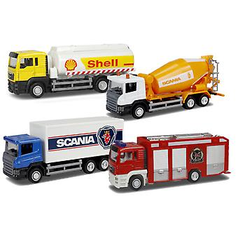 Dimasa Truck Services 1:64 (Toys , Vehicles And Tracks , Mini Vehicles , Trucks)