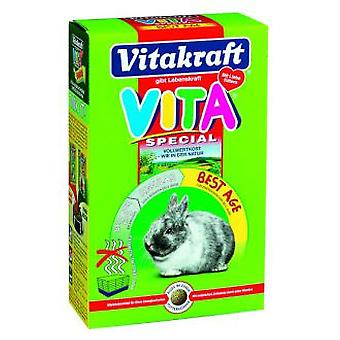 Vitakraft VitaSpecial Best Age Conejo 600gr. (Small pets , Dry Food and Mixtures)
