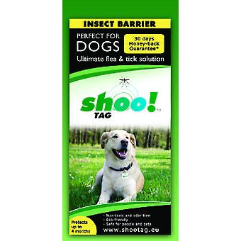 Shoo!Tag Antifleas (Dogs , Worming Tablets, Flea Control & More , Other Products)