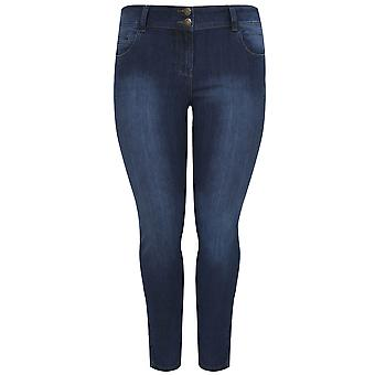Indigo Skinny SHAPER Jeans