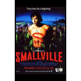 Smallville - stile A Movie Poster (11x17)