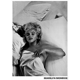 Marilyn Monroe Movie Poster (11 x 17)