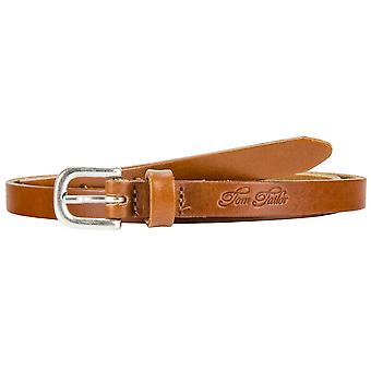 Tom Tailor narrower full leather belt TW1031L98-645