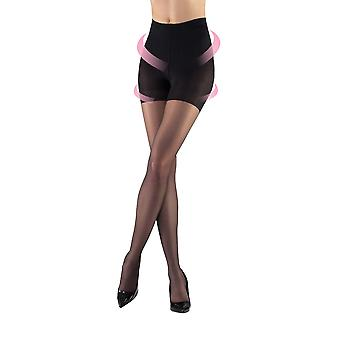 Body Shaper fit body shaping tights transparent pantyhose monochrome