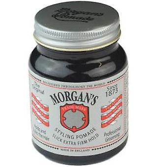 Morgans ekstra Firm Hold hår Styling Pomade