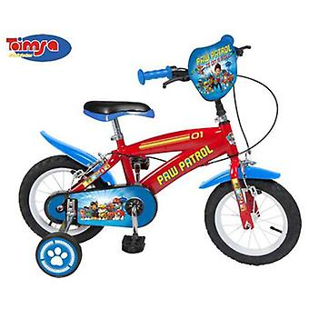 Toimsa Child bicycle Paw Patrol 14 (Outdoor , On Wheels , Bikes And Tricycles)
