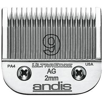 Andis Steel blade S-9 (Short finishes, uniforms)