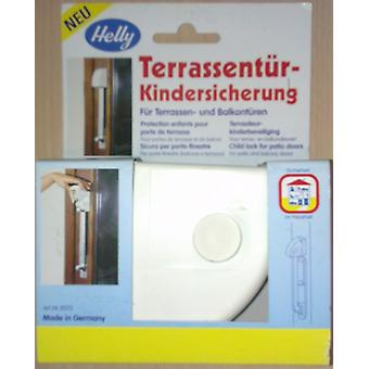 Helly terrace door child lock (02075)