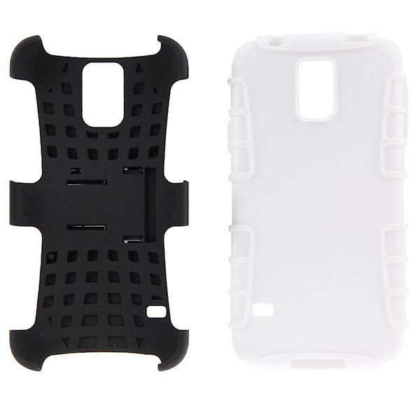 Hybrid case 2 piece SWL robot white for Samsung Galaxy S5 mini