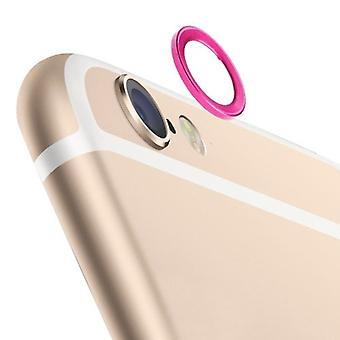 Camera Protection Protector Ring for Apple iPhone 6 4.7 Pink