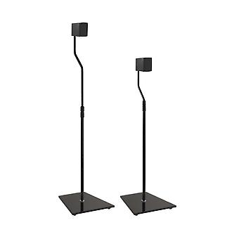 Adjustable High Quality Universal Speaker Stands For Home Cinema x 2 pcs