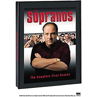 Sopraner: Den komplette første sæson [DVD] USA import