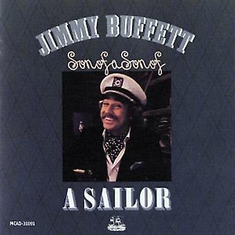 Jimmy Buffett - Son till en Son till en sjöman [CD] USA import