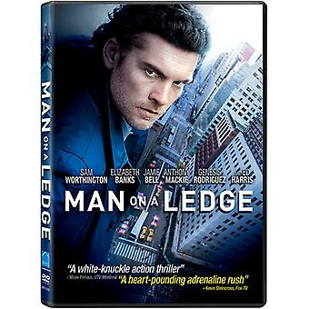 Man on a Ledge [DVD] USA import