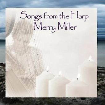 Glædelig Miller - sange fra the Harp [CD] USA import