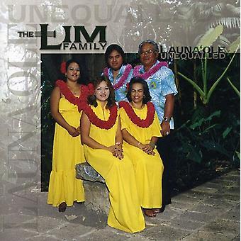 Lim familie - Launa'Ole uden sidestykke [CD] USA importerer