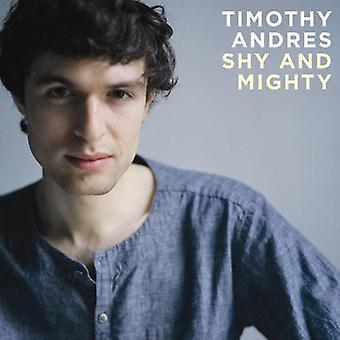 Timothy Andres - genert og Mighty [CD] USA Importer