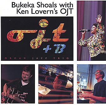 Bukeka Untiefen - Ojt Plus B [CD] USA import