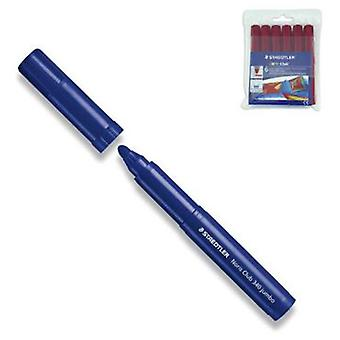 Staedtler Estuche 6 Marcadores Watercolor Azul (Toys , School Zone , Drawing And Color)