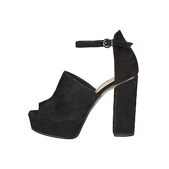 Pierre Cardin Black Sandal MICHELINE Woman