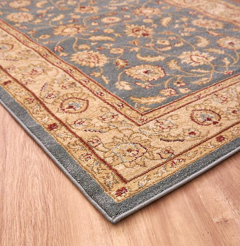 Ziegler 7709-blue Blue  Rectangle Rugs Traditional Rugs