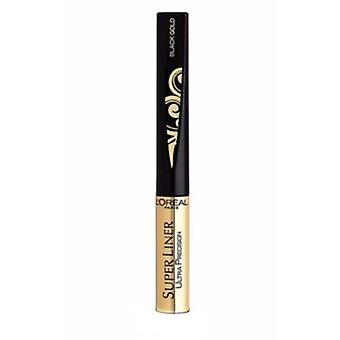 L'Oreal Paris Super Liner Ultra Lasting Precision Tip Eyeliner - Black Gold