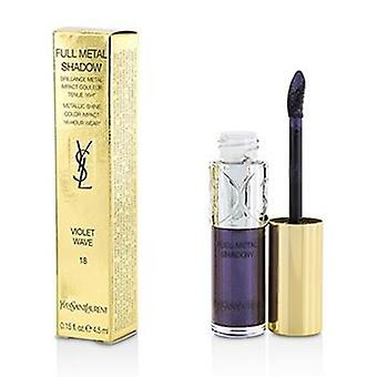 Yves Saint Laurent Full Metal Shadow - #18 Violet Wave - 4.5ml/0.15oz