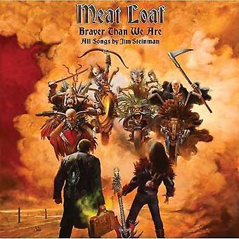 Meat Loaf - modigere end vi er [CD] USA import