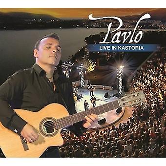 Pavlo - Live i Kastoria [CD] USA import