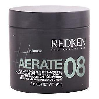 Redken aerate 08 (Kobieta , Włosy , Treatments , Volume)