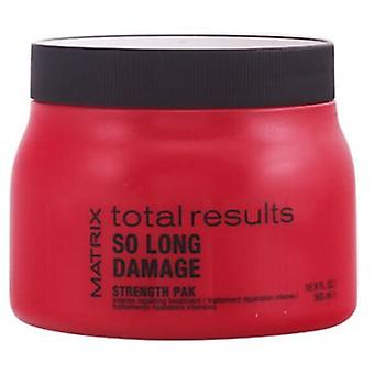 Matrix Total Results So Long Damage Strength Pak 500 ml (Hair care , Treatments)
