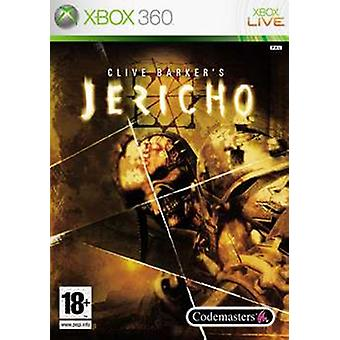 CLIVE BARKERS JERICHO (XBOX360)